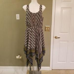 Ecote Scarf dress (L)